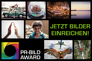 Banner zu PR Bild Award 2016