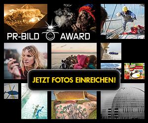 Banner zu PR Bild Award 2017