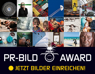 Banner zu PR Bild Award 2018